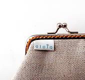 Peňaženky - Peňaženka M Zelenina na režnej - 10727499_