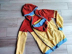Mikiny - Mikina na nosenie dieťatka X. (L) - 10727750_