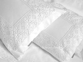 Úžitkový textil - Posteľná bielizeň ADELA B skladom - 10727157_