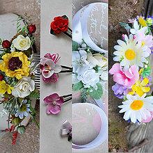Kurzy - Workshop Šperky z kvetov, pre uzavretú skupinu - 10733219_