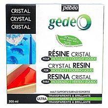 Suroviny - BIO krištáľová živica Gédéo, (Pébéo), číra, 300 ml - 10731335_