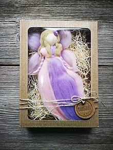 Dekorácie - Vilka v darčekovom balení - 10732487_