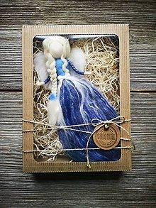 Dekorácie - Vilka v darčekovom balení - 10732493_