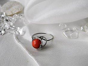Iné šperky - Spona na hedvábí - 10731032_