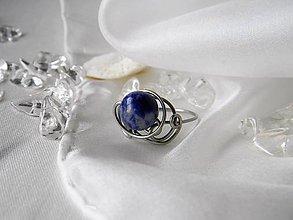 Iné šperky - Spona na hedvábí - 10731252_