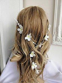 Ozdoby do vlasov - Pletenec do vlasov, 1.sv.prijímanie - 10731983_