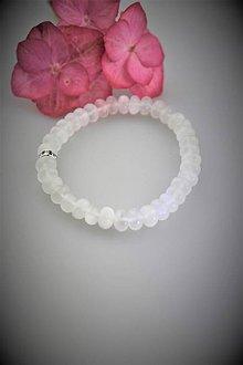 Náramky - Selenit náramok - ochranný šperk - 10731843_