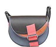 Kabelky - Kožená kabelka FRESHMAN - 10733937_