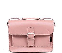 Kabelky - Malá kožená kabelka OLY - 10733627_
