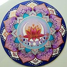Dekorácie - Z hlbín ženskej múdrosti - 10731422_