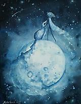 Obrazy - malý princ • moja predstava o príbehu - 10733183_