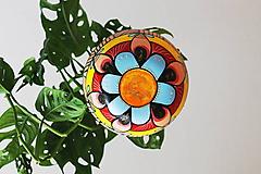 """Nádoby - Závesný kvetináč """"Andalúzia"""" - 10733954_"""