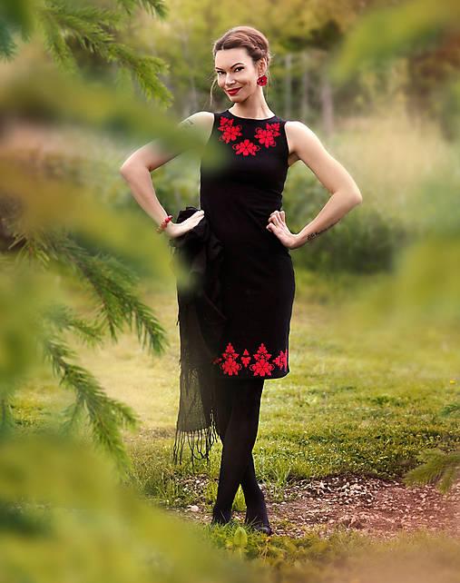 Šaty - Šaty Carmen - 10730965_