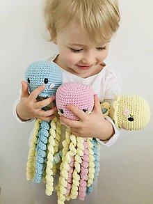 Hračky - Veselé chobotničky - 10732135_