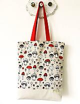 Nákupné tašky - Taška pre hubárku - 10731321_