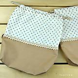Iné tašky - Tvoritaška ~ projektová taška na vaše tvorenie - 10733076_
