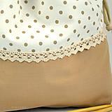 Iné tašky - Tvoritaška ~ projektová taška na vaše tvorenie - 10733079_