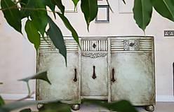 Nábytok - Komoda Kráska z Yorku - 10732221_