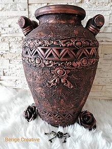 Dekorácie - Veľká váza Excellent - 10731877_