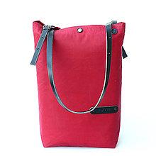Veľké tašky - Dámská taška MARILYN RED 3 - 10733102_