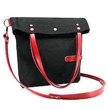 Veľké tašky - Dámská taška  MARILYN BLACK 4 - 10733450_