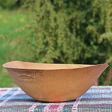 Nádoby - miska z bukového dreva - 10732617_