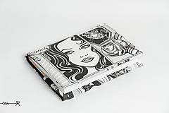 Papiernictvo - Obal na knihu otvárací - komiks - 10732875_