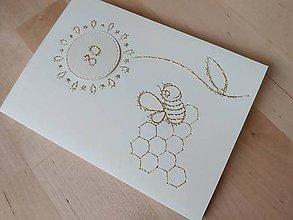 Papiernictvo - 80 - tka pre včelára - 10730914_