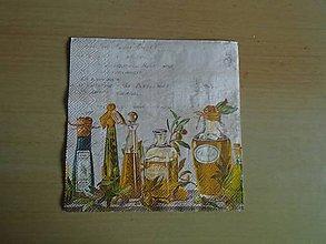 Papier - olivový olej - 10731940_