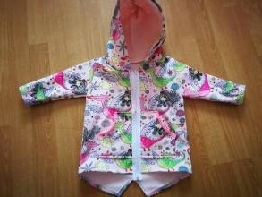 Detské oblečenie - Softshellova mikina - 10736857_