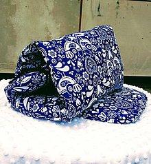 Textil - Podložka z nepremokavej látky - 10735449_