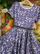 Detské oblečenie - FLORAL FOLK