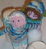 Hračky - Domáci pomocníček Sniežik - 10736304_
