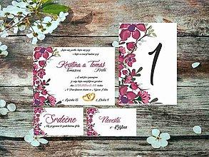Papiernictvo - Svadobné oznámenia 2 - 10734752_