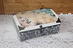 Krabičky - šperkovnica - 10734785_