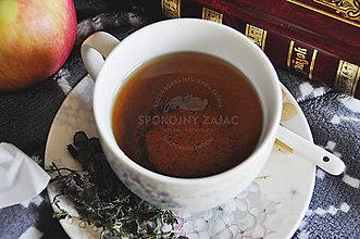 Potraviny - čaj - ZÁDUŠNÍK - bylinky - 10735558_
