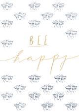 Grafika - Bee happy - 10734144_