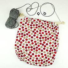Iné tašky - Tvoritaška ~ projektová taška na vaše tvorenie - 10736829_