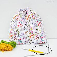 Iné tašky - Tvoritaška ~ projektová taška na vaše tvorenie - 10736834_