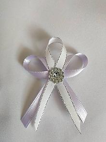 Darčeky pre svadobčanov - Svadobné pierko elegant - 10734816_