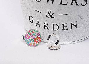 Prstene - prsteň s ľudovým motívom - 10734513_