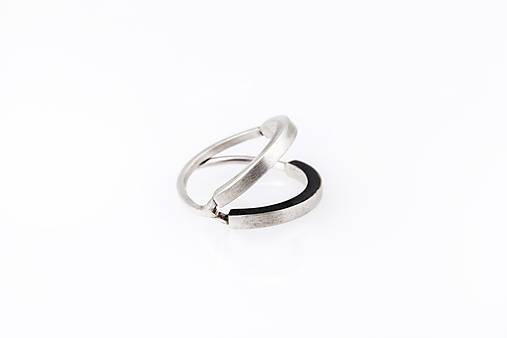Prstene - Originální stříbrný prsten DAVE - 10736440_