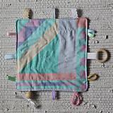 Hračky - Mojkáčik pastelový - 10734167_