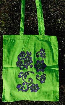 Nákupné tašky - green-eko taška-folk - 10739515_