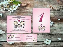 Papiernictvo - Svadobné oznámenia 3 - 10738396_
