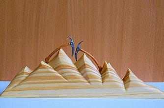 Dekorácie - Dekorácia z dreva - Veľhory - 10738550_