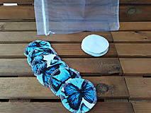 Úžitkový textil - Odličovacie tampóny 12 kusů - 10738080_