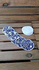 Úžitkový textil - Odličovacie tampóny 12 kusů - 10738106_