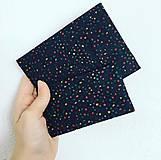 Úžitkový textil - Voskovaný obrúsok -EkObal - 10739434_