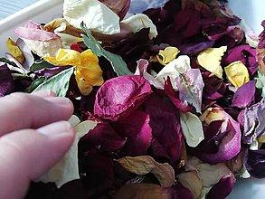 Polotovary - Lupienky z ruží - 10737850_